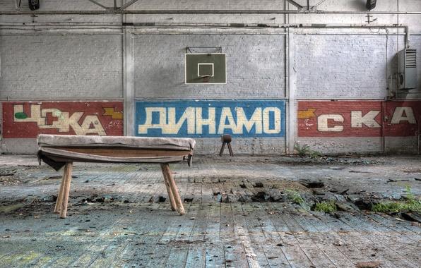 Картинка спорт, интерьер, зал