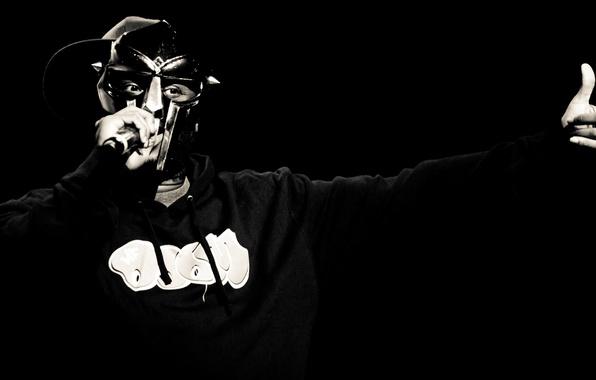 Обои rap hip hop mf doom metal face doom ка��инки на