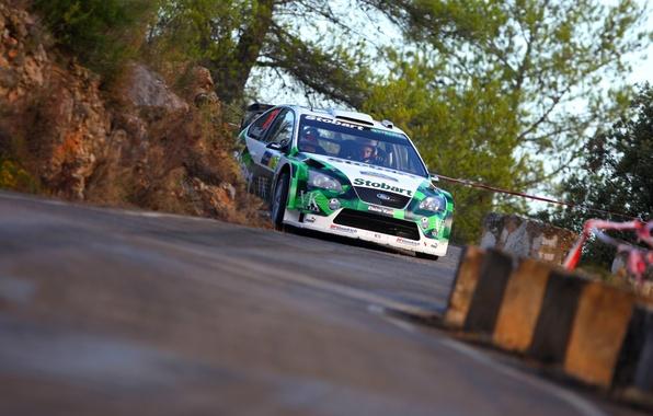 Картинка Ford, Авто, Машина, Поворот, Форд, Focus, WRC, Rally, Ралли, Фокус