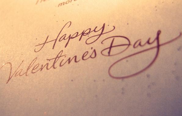 Картинка макро, любовь, лист, настроение, праздник, надпись, love, день влюбленных, поздравление, valentine's day