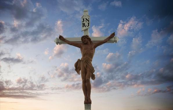 Картинка cross, god, jesus, christ