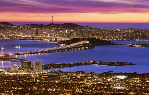Обои картинки фото город небо здания
