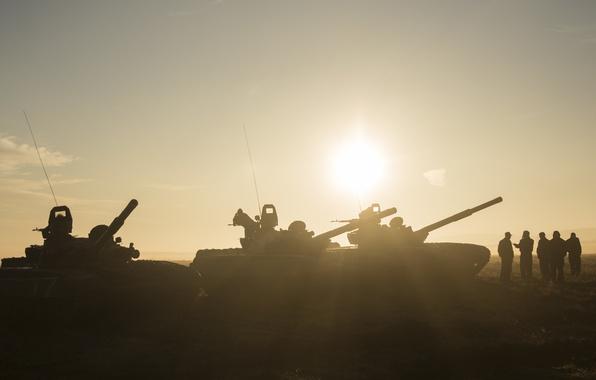 Картинка оружие, танки, T-72