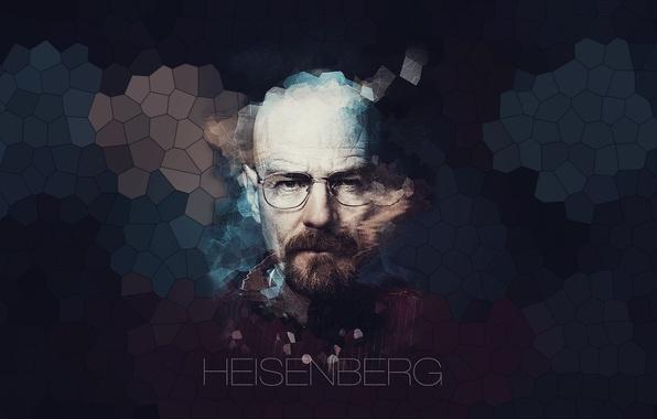 Картинка art, Во все тяжкие, breaking bad, Bryan Cranston, Walter White, Heisenberg, Уолтер