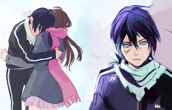 Картинки для срисовки ято из аниме бездомный бог
