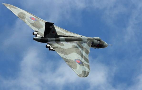Картинка оружие, самолёт, Avro Vulcan