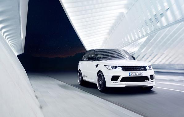 Картинка white, Range Rover Sport, by AC Schnitzer