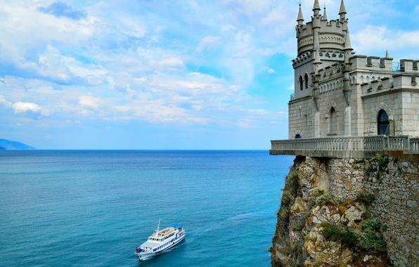 Крым ласточкино гнездо картинки