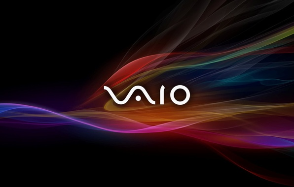 Vaio Wall Paper Black: Обои Smartphone, Headphones, Sony, Vaio, Pen, Notebook