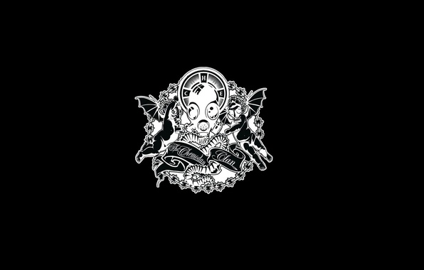Картинка музыка, минимализм, логотип, music, лого, противогаз, hip-hop, russian rap, грязный луи, brick bazuka, the chemodan …