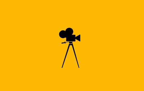 Картинка кино, фильм, камера, пленка, премьера, штатив