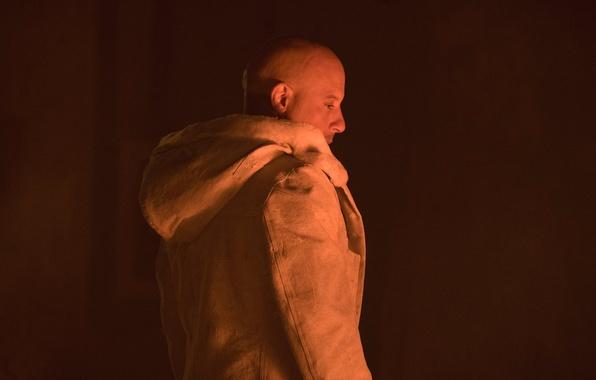 Картинка cinema, man, movie, Vin Diesel, hero, film, Mark Sinclair Vincent, powerful, strong, muscular, yuusha, bald, …