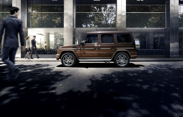 Картинка Mercedes, AMG, амг, W463, 2015, G 63, мерсерес