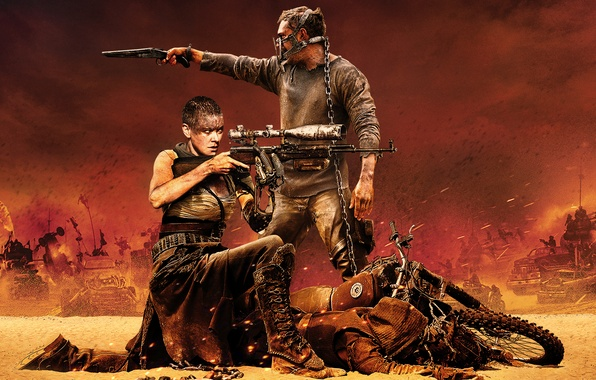 Watch Mad Max: Fury Road Online - Full Movie from 2015 - Yidio