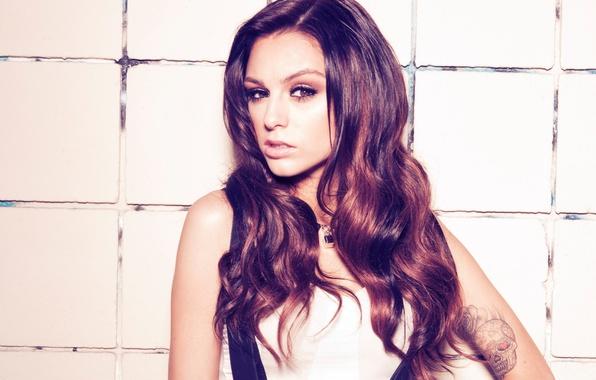 Картинка брюнетка, певица, Cher Lloyd, Шер Ллойд