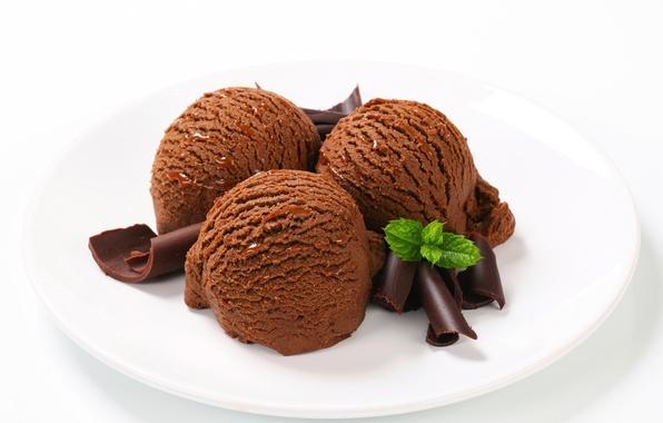 Картинка сладость, еда, шоколад, мороженое, десерт, food, chocolate, sweet, dessert, ice cream, mint
