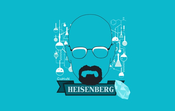 Картинка blue, Во все тяжкие, Breaking Bad, Метамфетамин, Heisenberg, Хайзенберг, Methamphetamine, Варщик, Мет