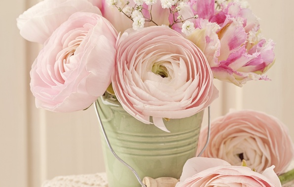 Vintage Flower Pattern  Vintage and Retro Wallpapers and