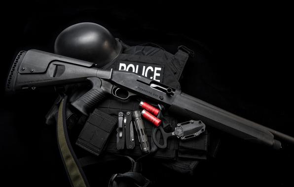 Картинка оружие, ружьё, экипировка, помповое, Mossberg 930