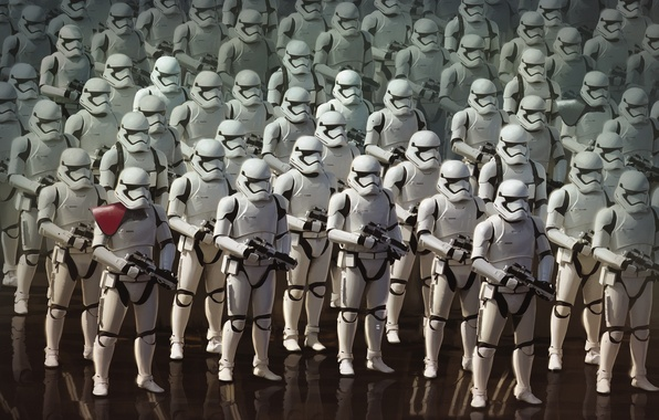 Картинка Star Wars, Action, Fantasy, with, The, Wallpaper, Army, Force, Harrison Ford, Year, EXCLUSIVE, Weapons, Walt …