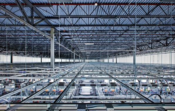 Картинка Google, data centers, Dedicated servers, Servers, storage