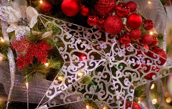 Картинка украшения, праздник, звезда