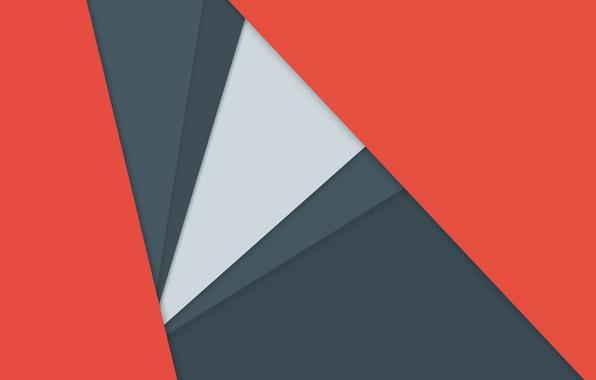 Картинка белый, красный, серый, текстура, геометрия, material