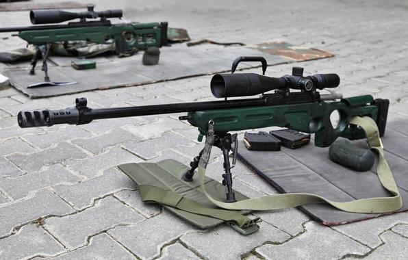 Картинка снайперская винтовка, СВ-98, 7.62мм, SV-98, sniper rifle