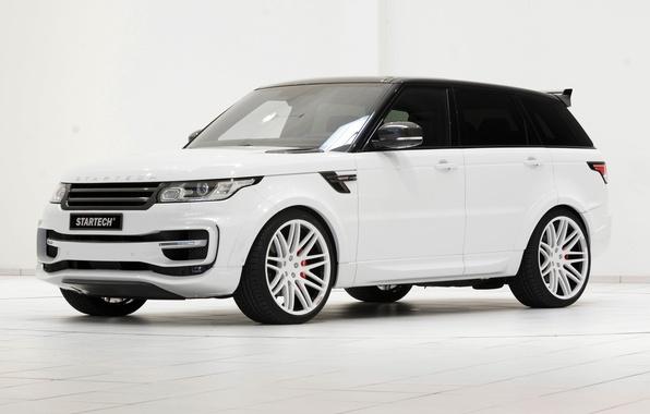 Картинка спорт, Range Rover, Sport, рендж ровер, 2014, Startech
