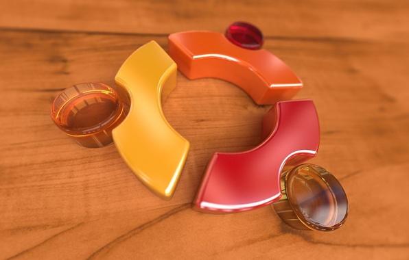 Картинка логотип, linux, ubuntu