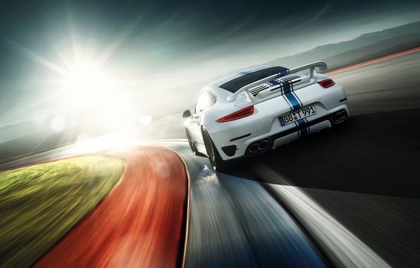 Картинка Porsche 911, 2014, TechArt