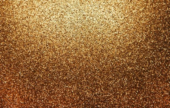Картинка песок, сияние, золото, блеск, текстура, texture, sand, Gold, shine, radiance, gold dust, золотой песок