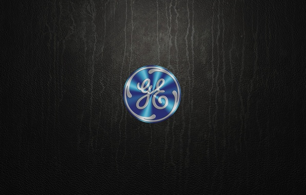 Картинка logo, blue, General Electric