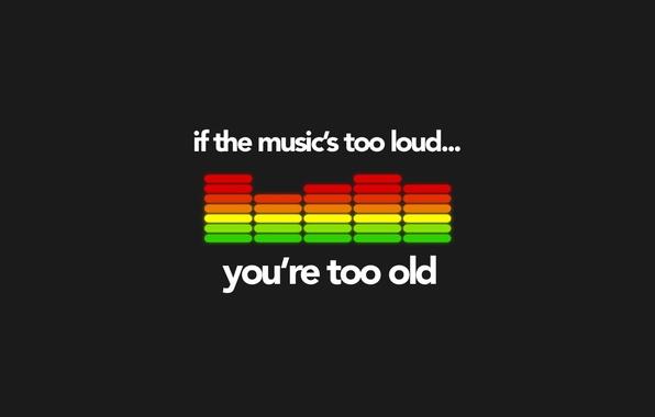 Картинка музыка, music, эквалайзер, loud, old
