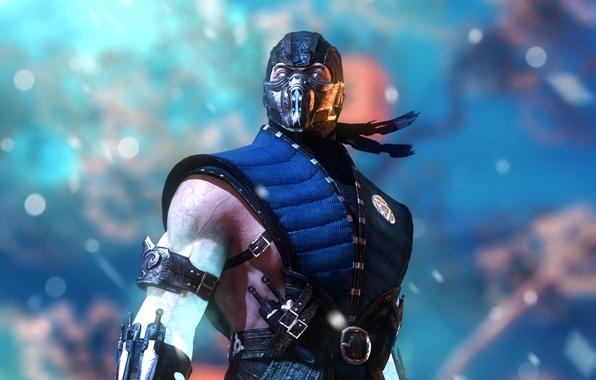 Mortal Kombat 9 На Psp
