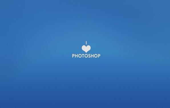 Картинка текст, обои, Love, слова, Photoshop, Фотошоп, hearth