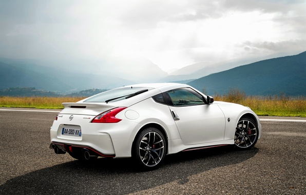 Картинка Nissan, ниссан, 370Z, Nismo, 2014, нисмо