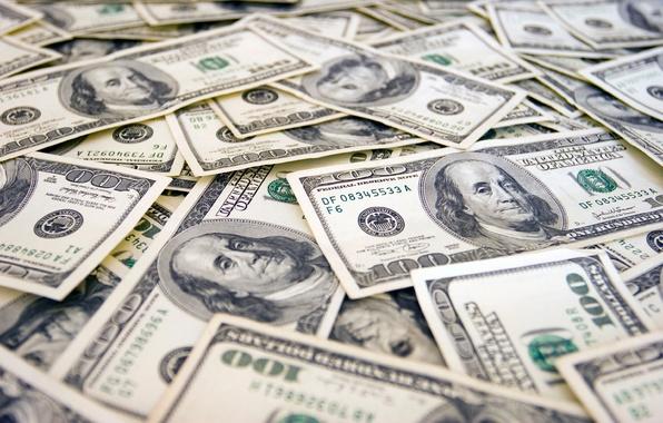 Картинка Макро, деньги, доллары, бенджамин франклин, benjamin franklin