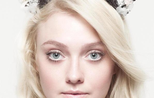 Картинка актриса, блондинка, Dakota Fanning