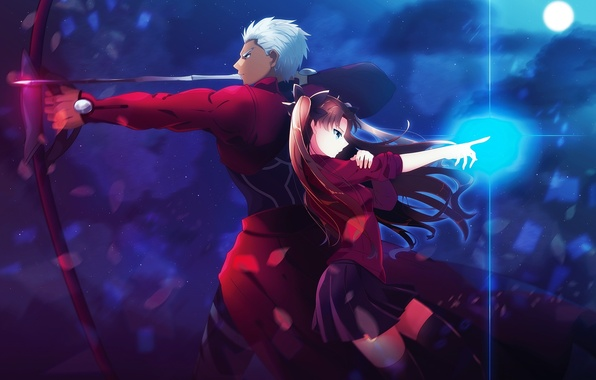fate ubw phone wallpaper