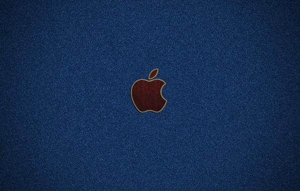 Картинка Apple, Джинсы, mac, джинса