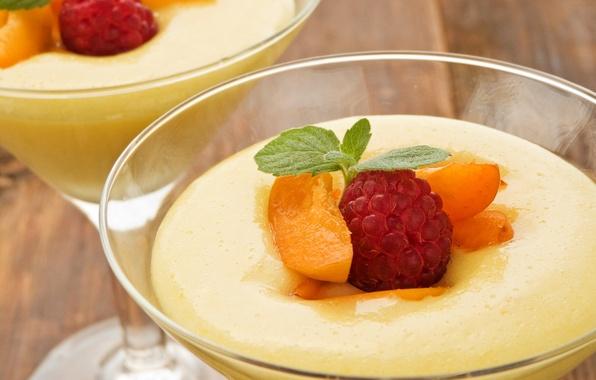 Картинка ягоды, малина, фон, обои, еда, коктейль, wallpaper, десерт, широкоформатные, background, полноэкранные, HD wallpapers, мандарины, широкоэкранные
