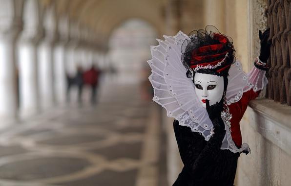 Картинка фон, маска, Carnevale di Venezia