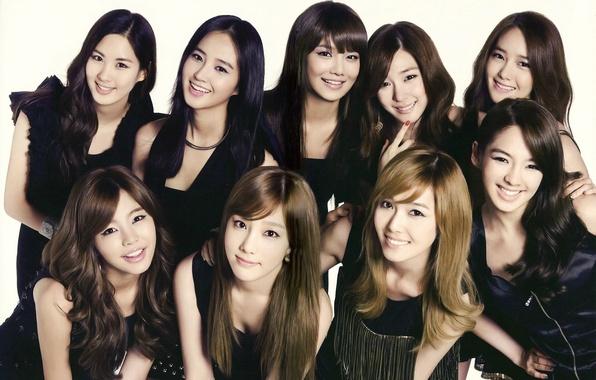 Картинка music, girls, generation, tiffany, asian, jessica, yuri, snsd, kpop, korea, sooyoung, hyoyeon, yoona, seohyun, sunny, …