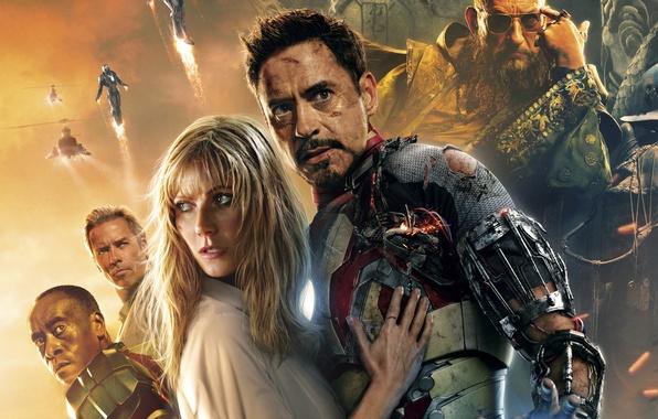 Картинка wallpaper, Fantasy, Robert Downey Jr, woman, man, new, men, women, iron man, Robert Downey Jr., …