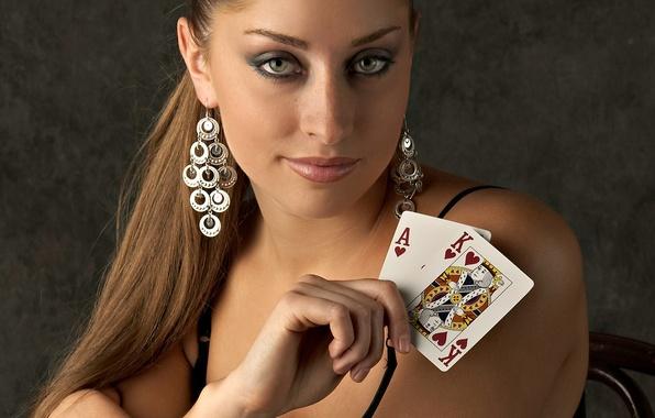 Картинка poker, king, Look