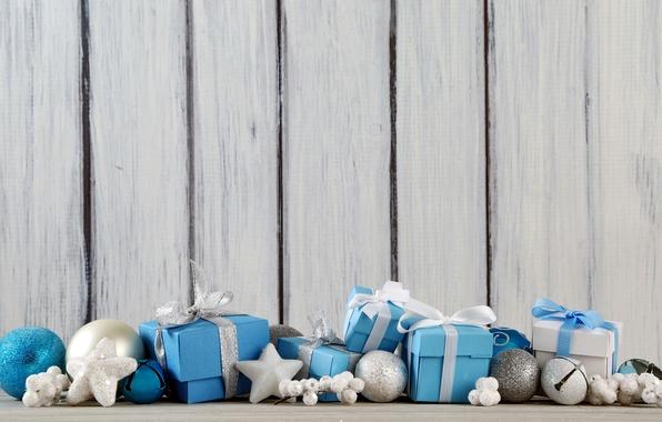 Картинка украшения, шары, Новый Год, Рождество, подарки, Christmas, New Year, decoration, Merry