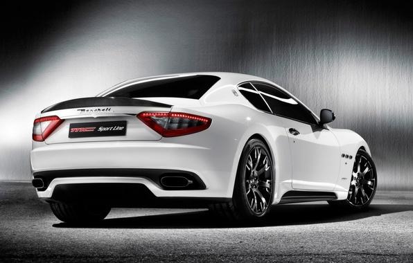 Картинка спорт, Maserati, GranTurismo S MC, авто машина