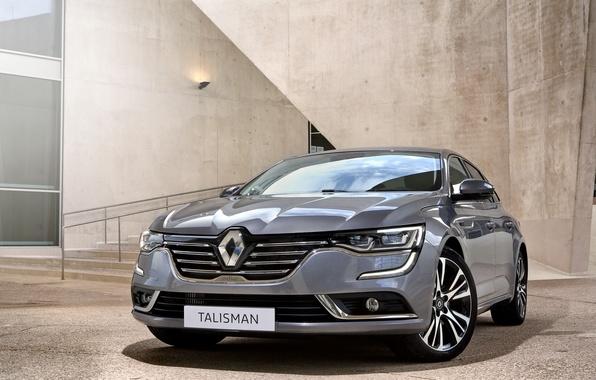 Картинка талисман, Renault, рено, Talisman