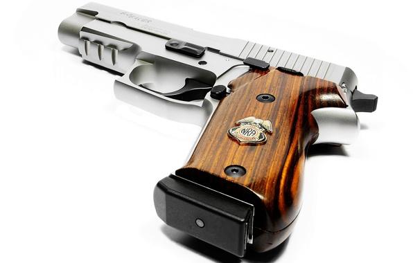 Картинка пистолет, оружие, SIG